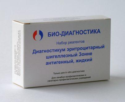 Шигеллезный Зонне Био-Диагностика