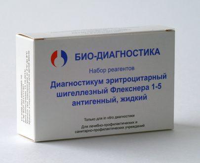 Шигеллезный Флекснера Био-Диагностика
