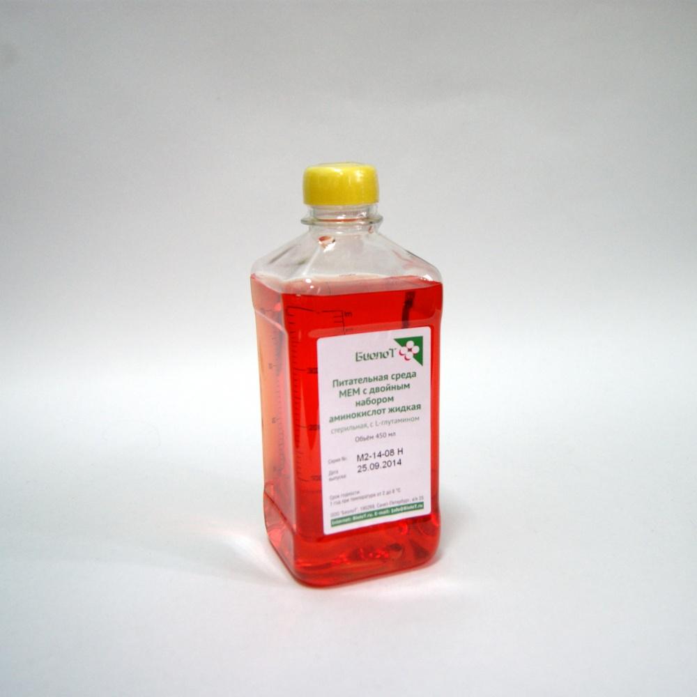 Среда Игла МЕМ двойной набор аминокислот